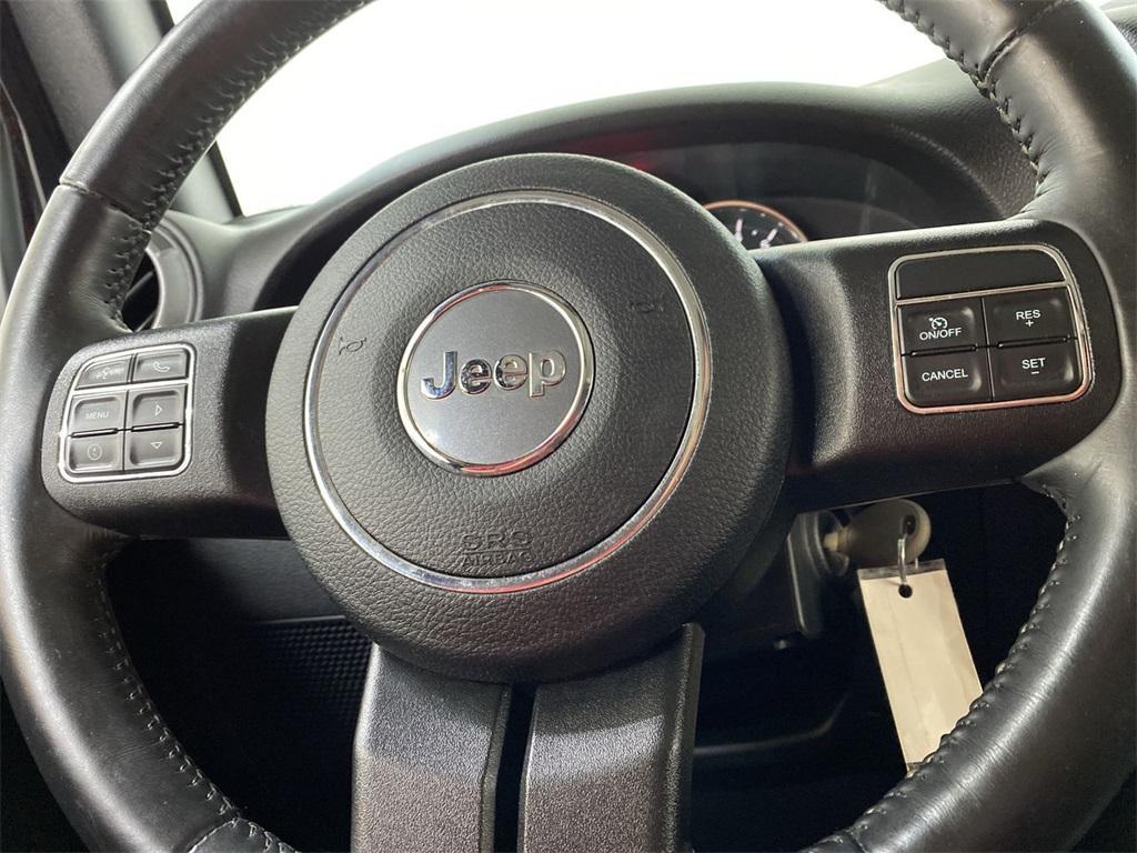 Used 2017 Jeep Wrangler Sport for sale $31,444 at Gravity Autos Marietta in Marietta GA 30060 21