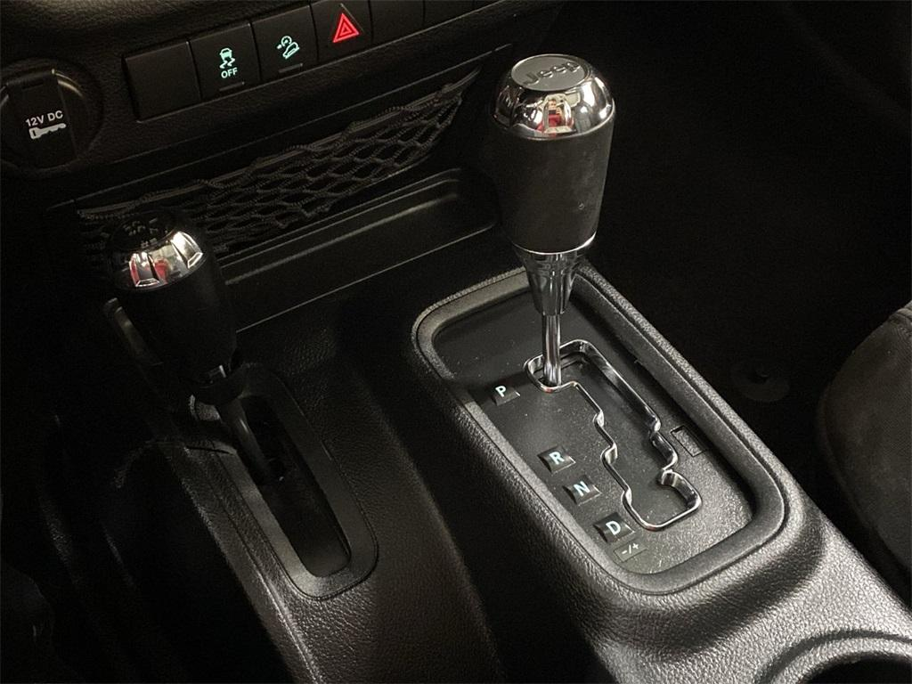 Used 2017 Jeep Wrangler Sport for sale $31,444 at Gravity Autos Marietta in Marietta GA 30060 26