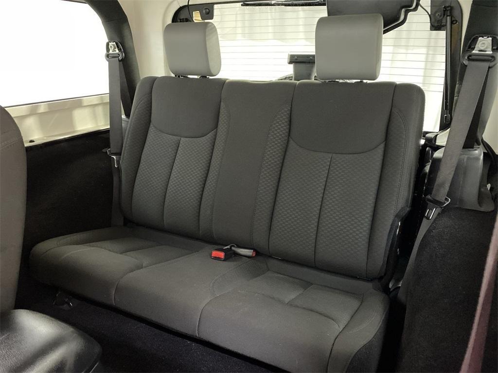 Used 2017 Jeep Wrangler Sport for sale $31,444 at Gravity Autos Marietta in Marietta GA 30060 30