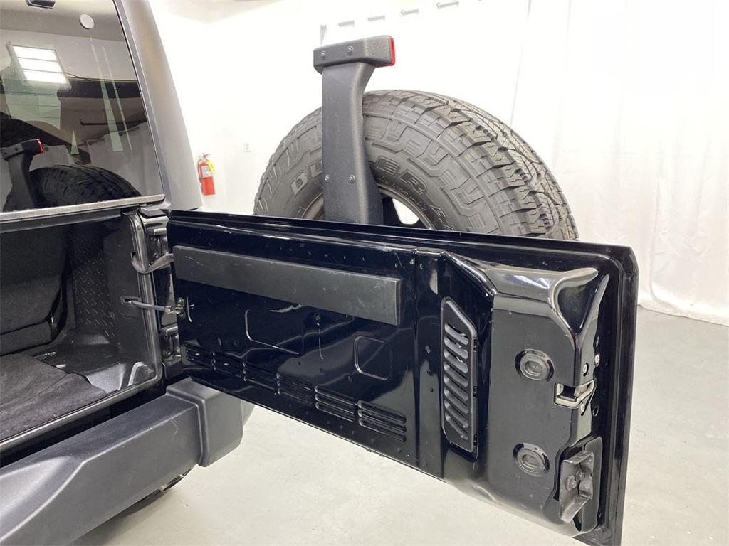 Used 2017 Jeep Wrangler Sport for sale $31,444 at Gravity Autos Marietta in Marietta GA 30060 34