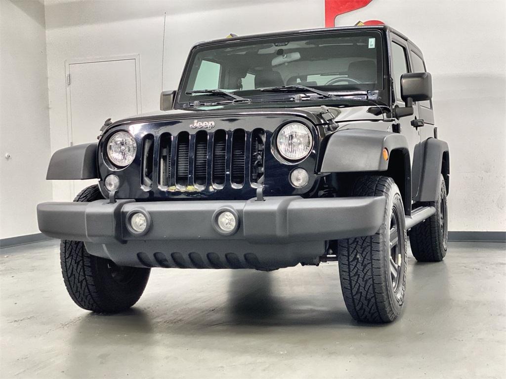 Used 2017 Jeep Wrangler Sport for sale $31,444 at Gravity Autos Marietta in Marietta GA 30060 4