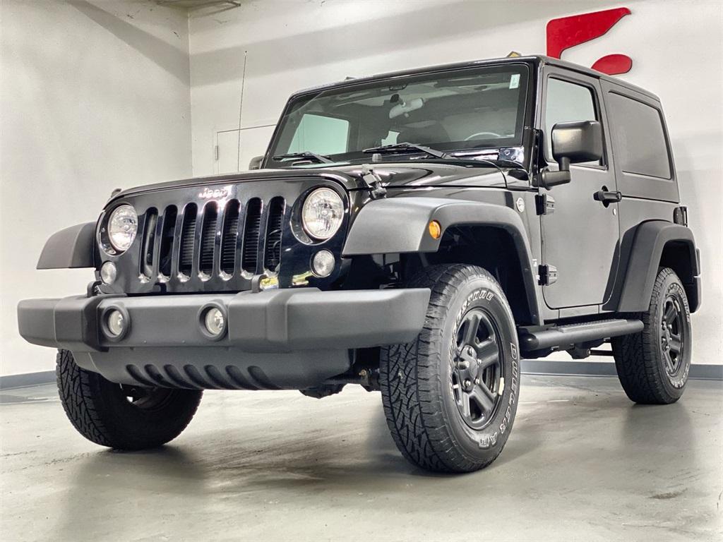Used 2017 Jeep Wrangler Sport for sale $31,444 at Gravity Autos Marietta in Marietta GA 30060 5