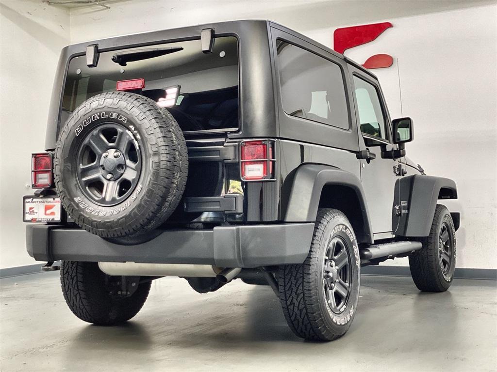 Used 2017 Jeep Wrangler Sport for sale $31,444 at Gravity Autos Marietta in Marietta GA 30060 7