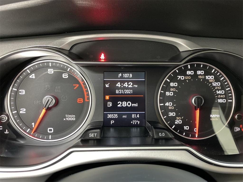 Used 2016 Audi A4 2.0T Premium Plus for sale $23,888 at Gravity Autos Marietta in Marietta GA 30060 25