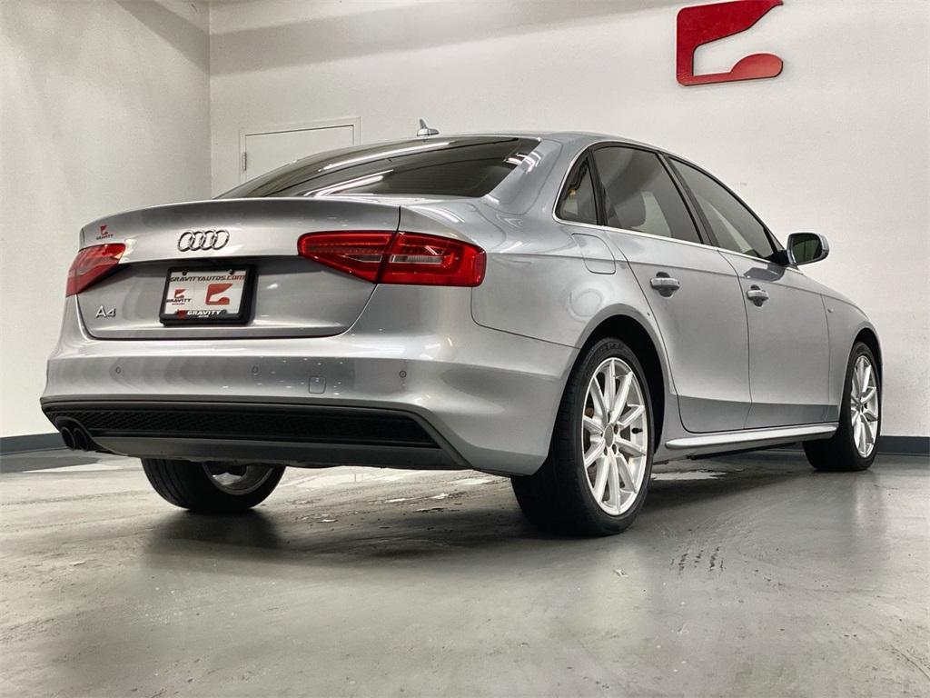Used 2016 Audi A4 2.0T Premium Plus for sale $23,888 at Gravity Autos Marietta in Marietta GA 30060 7