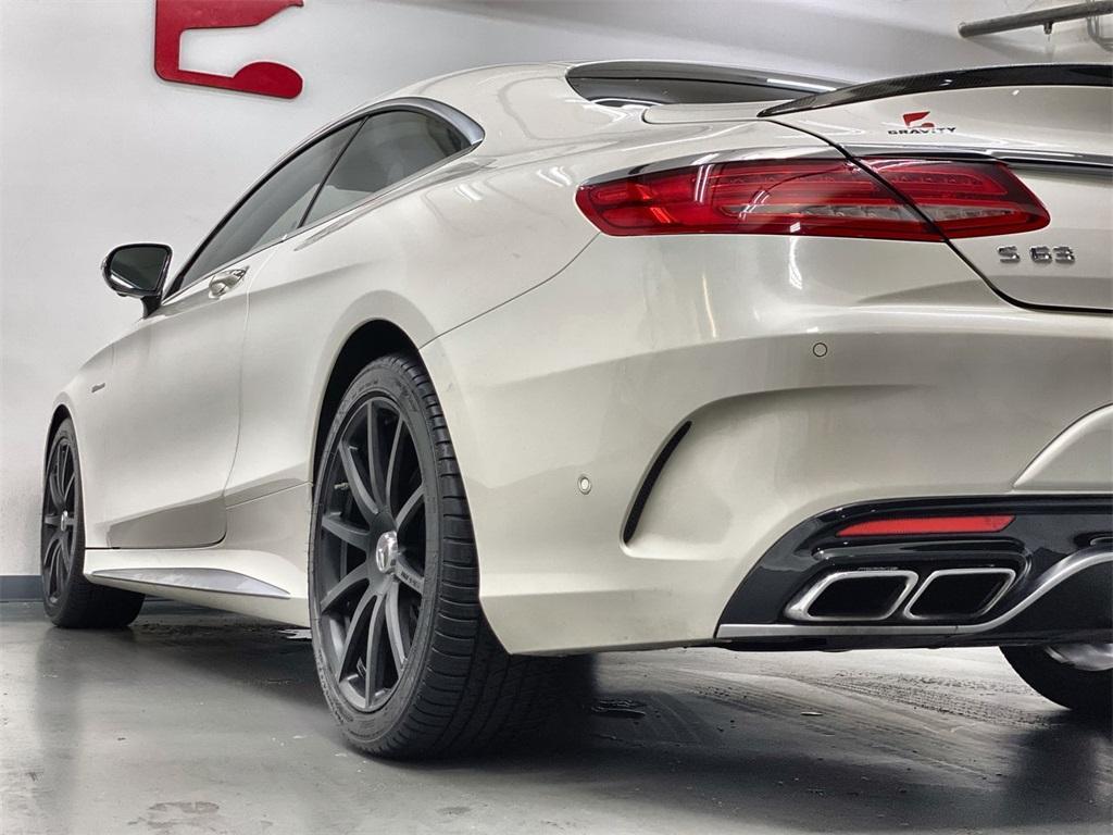 Used 2015 Mercedes-Benz S-Class S 63 AMG for sale $71,590 at Gravity Autos Marietta in Marietta GA 30060 11
