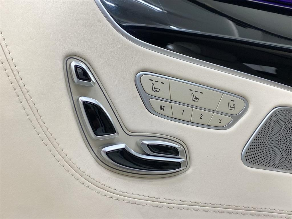 Used 2015 Mercedes-Benz S-Class S 63 AMG for sale $71,590 at Gravity Autos Marietta in Marietta GA 30060 16