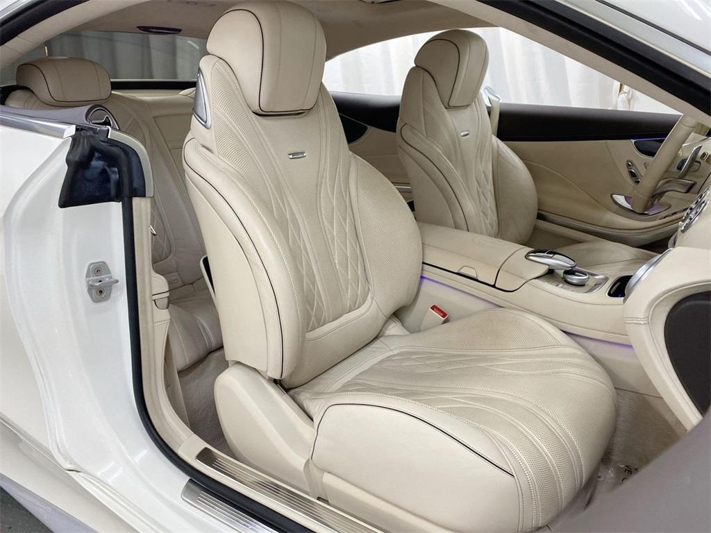 Used 2015 Mercedes-Benz S-Class S 63 AMG for sale $71,590 at Gravity Autos Marietta in Marietta GA 30060 17