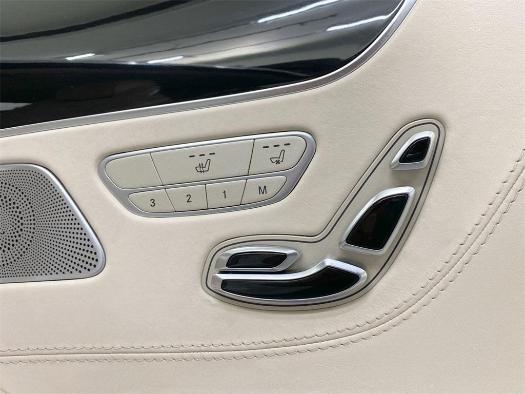 Used 2015 Mercedes-Benz S-Class S 63 AMG for sale $71,590 at Gravity Autos Marietta in Marietta GA 30060 18