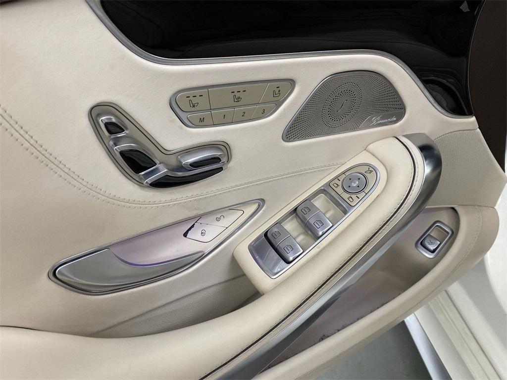 Used 2015 Mercedes-Benz S-Class S 63 AMG for sale $71,590 at Gravity Autos Marietta in Marietta GA 30060 19
