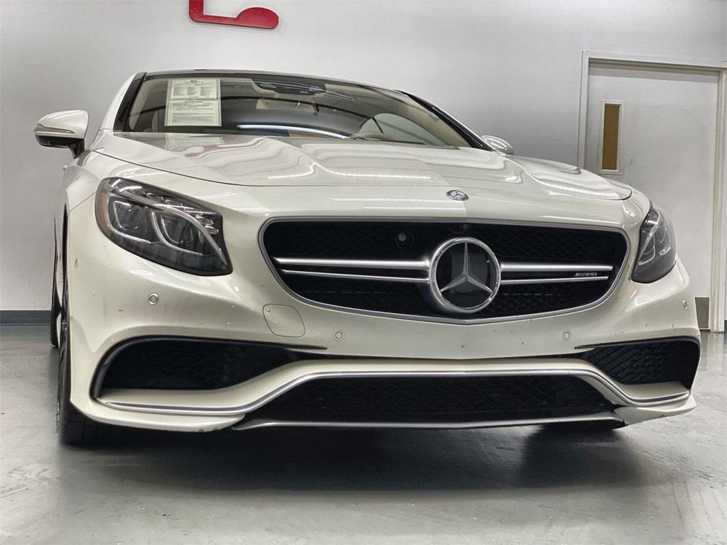 Used 2015 Mercedes-Benz S-Class S 63 AMG for sale $71,590 at Gravity Autos Marietta in Marietta GA 30060 2
