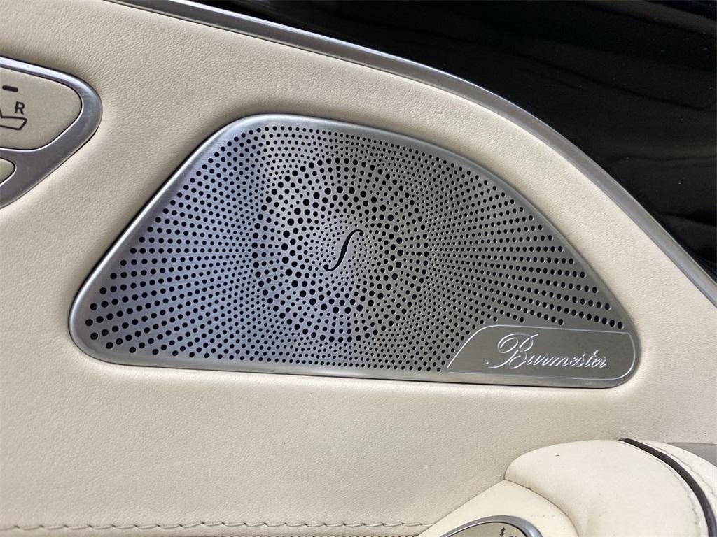 Used 2015 Mercedes-Benz S-Class S 63 AMG for sale $71,590 at Gravity Autos Marietta in Marietta GA 30060 20