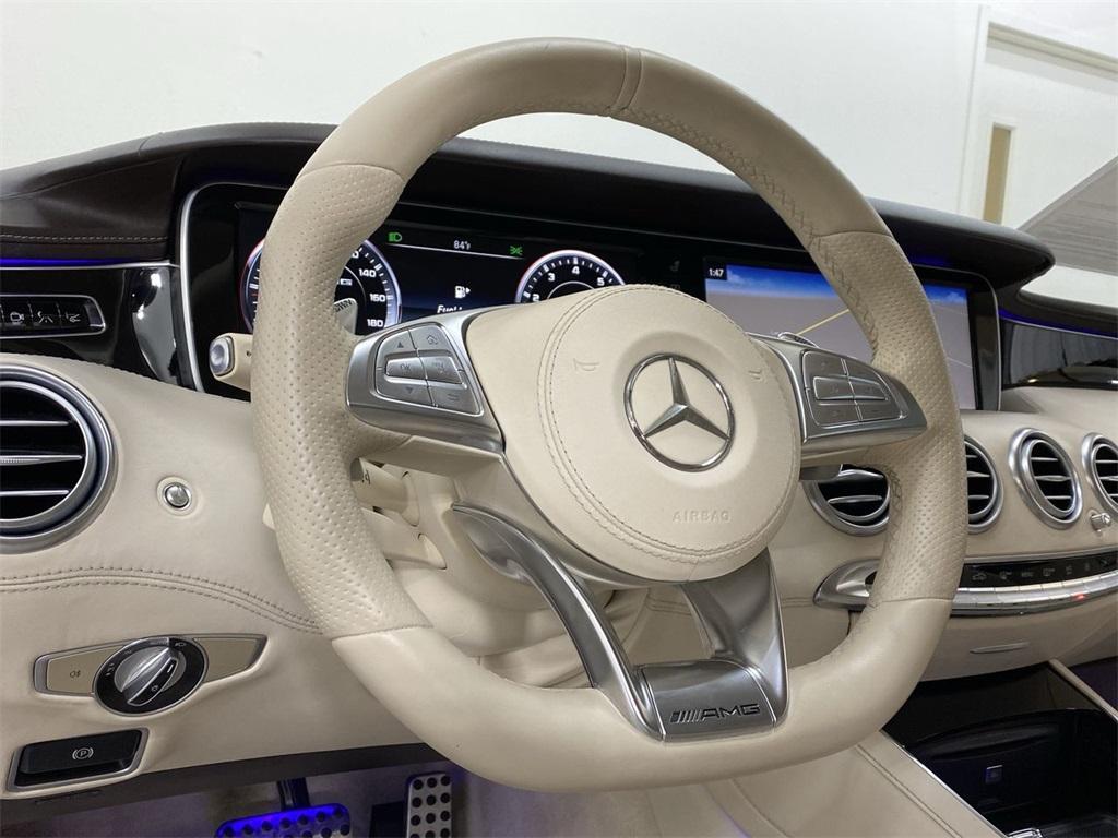 Used 2015 Mercedes-Benz S-Class S 63 AMG for sale $71,590 at Gravity Autos Marietta in Marietta GA 30060 22