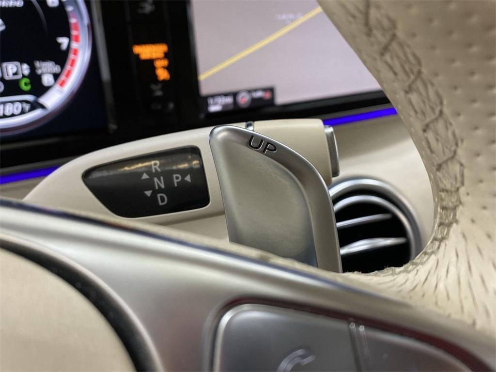 Used 2015 Mercedes-Benz S-Class S 63 AMG for sale $71,590 at Gravity Autos Marietta in Marietta GA 30060 23