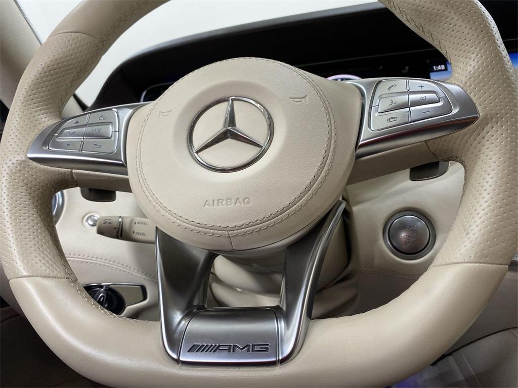 Used 2015 Mercedes-Benz S-Class S 63 AMG for sale $71,590 at Gravity Autos Marietta in Marietta GA 30060 25