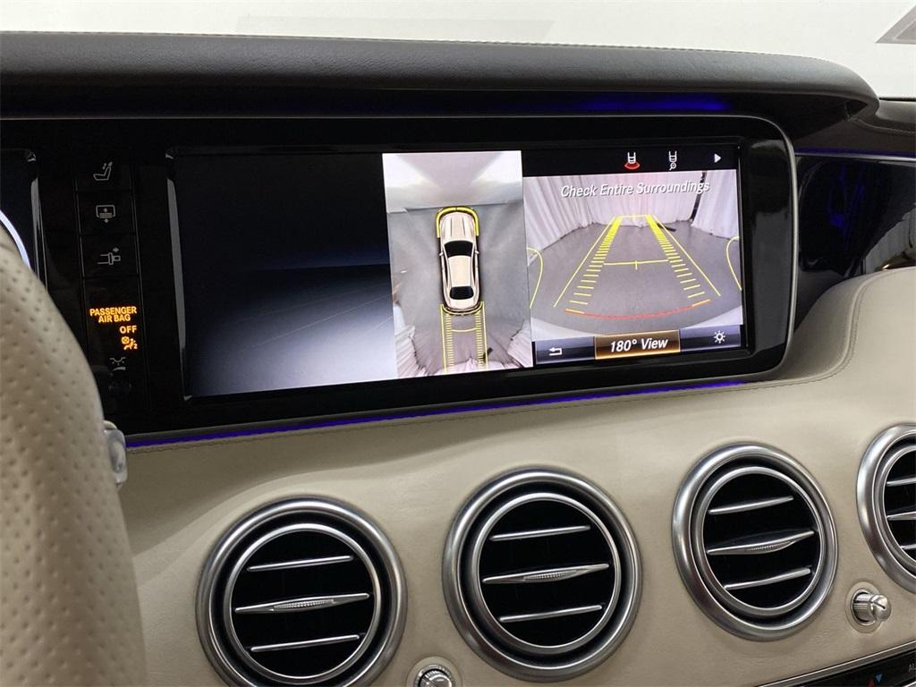 Used 2015 Mercedes-Benz S-Class S 63 AMG for sale $71,590 at Gravity Autos Marietta in Marietta GA 30060 32