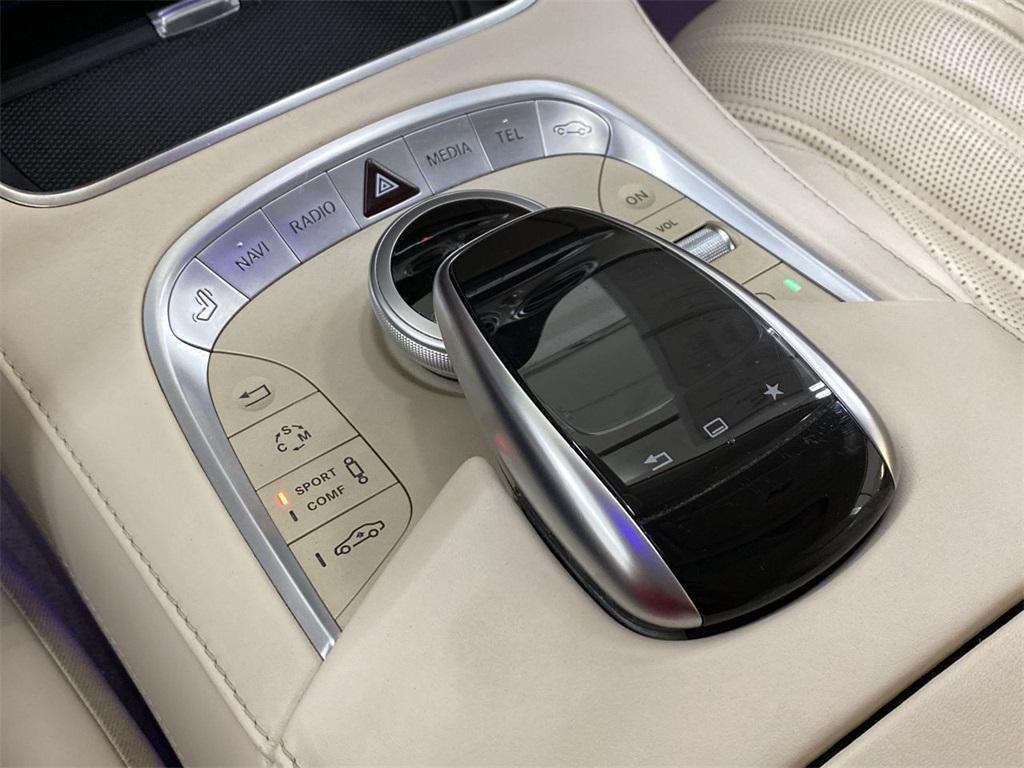 Used 2015 Mercedes-Benz S-Class S 63 AMG for sale $71,590 at Gravity Autos Marietta in Marietta GA 30060 39