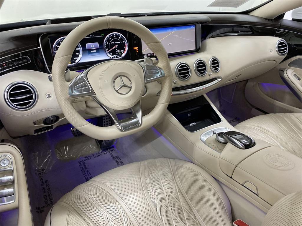 Used 2015 Mercedes-Benz S-Class S 63 AMG for sale $71,590 at Gravity Autos Marietta in Marietta GA 30060 41