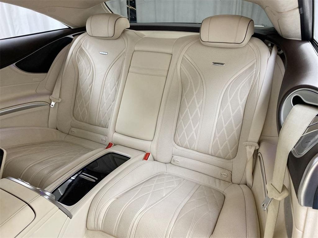 Used 2015 Mercedes-Benz S-Class S 63 AMG for sale $71,590 at Gravity Autos Marietta in Marietta GA 30060 42