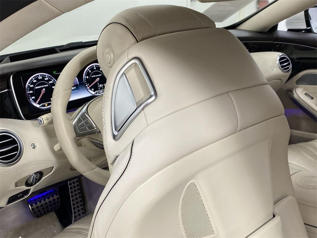 Used 2015 Mercedes-Benz S-Class S 63 AMG for sale $71,590 at Gravity Autos Marietta in Marietta GA 30060 43