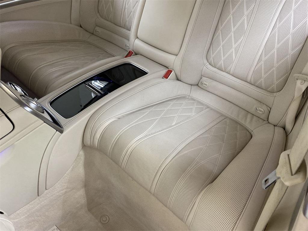 Used 2015 Mercedes-Benz S-Class S 63 AMG for sale $71,590 at Gravity Autos Marietta in Marietta GA 30060 44