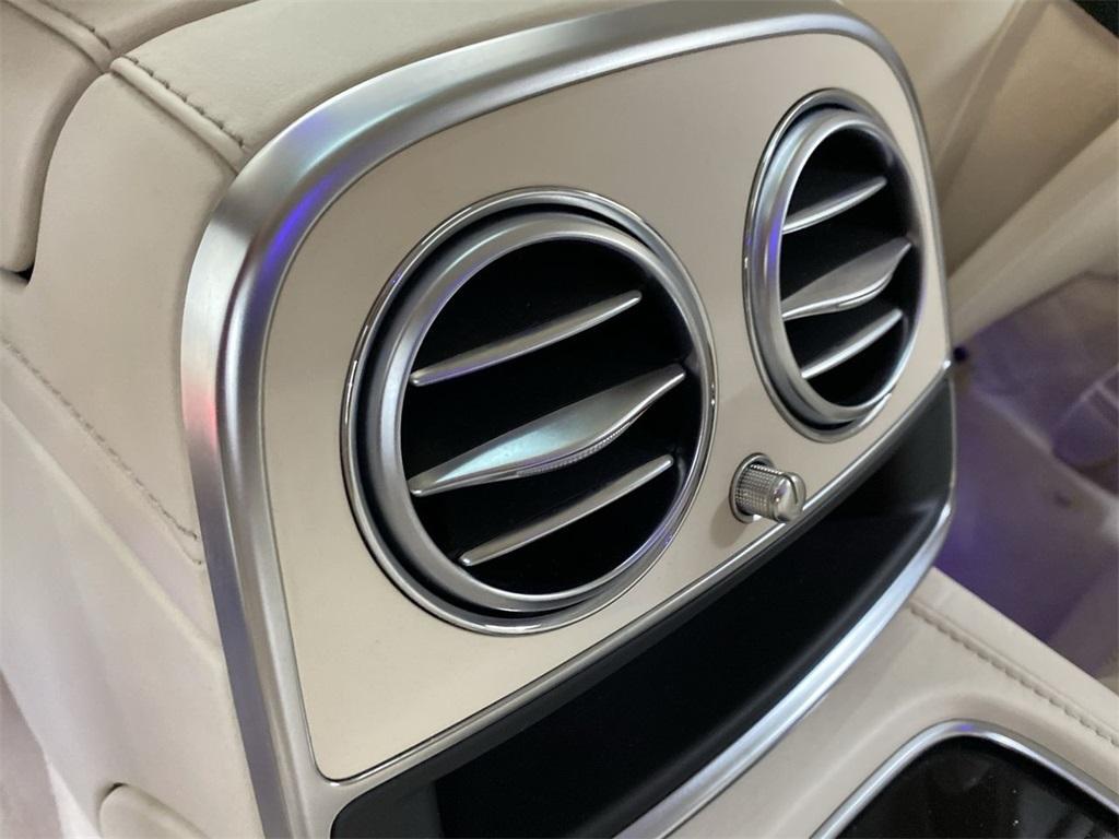Used 2015 Mercedes-Benz S-Class S 63 AMG for sale $71,590 at Gravity Autos Marietta in Marietta GA 30060 46