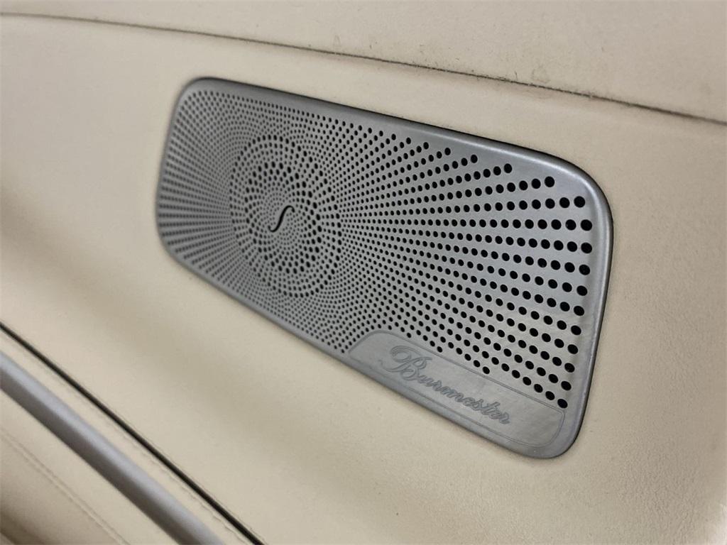 Used 2015 Mercedes-Benz S-Class S 63 AMG for sale $71,590 at Gravity Autos Marietta in Marietta GA 30060 47