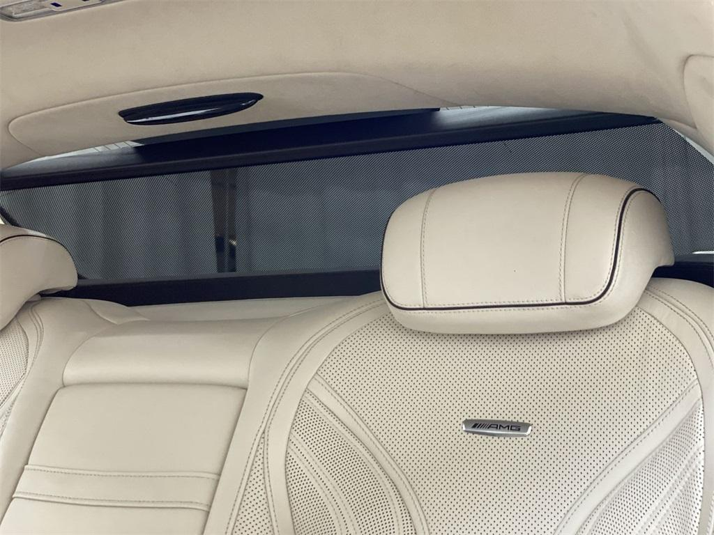 Used 2015 Mercedes-Benz S-Class S 63 AMG for sale $71,590 at Gravity Autos Marietta in Marietta GA 30060 48