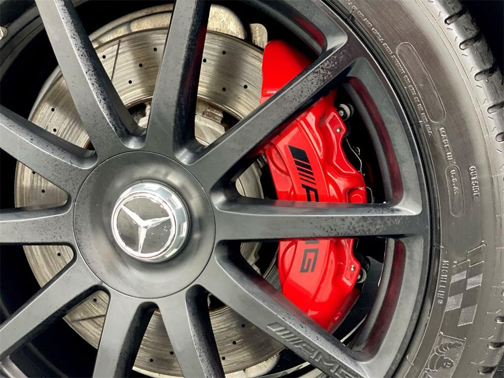 Used 2015 Mercedes-Benz S-Class S 63 AMG for sale $71,590 at Gravity Autos Marietta in Marietta GA 30060 56