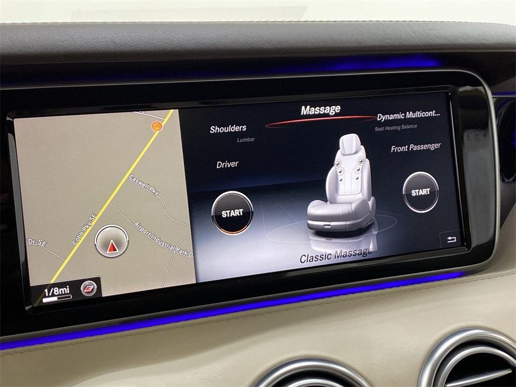 Used 2015 Mercedes-Benz S-Class S 63 AMG for sale $71,590 at Gravity Autos Marietta in Marietta GA 30060 57