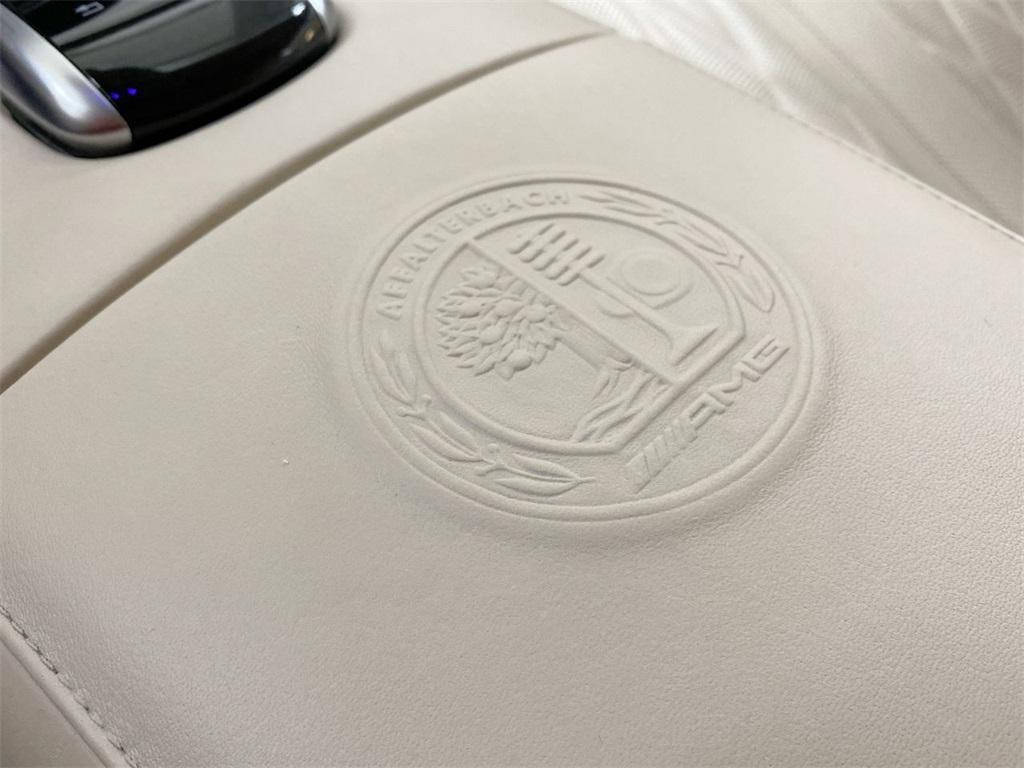 Used 2015 Mercedes-Benz S-Class S 63 AMG for sale $71,590 at Gravity Autos Marietta in Marietta GA 30060 59
