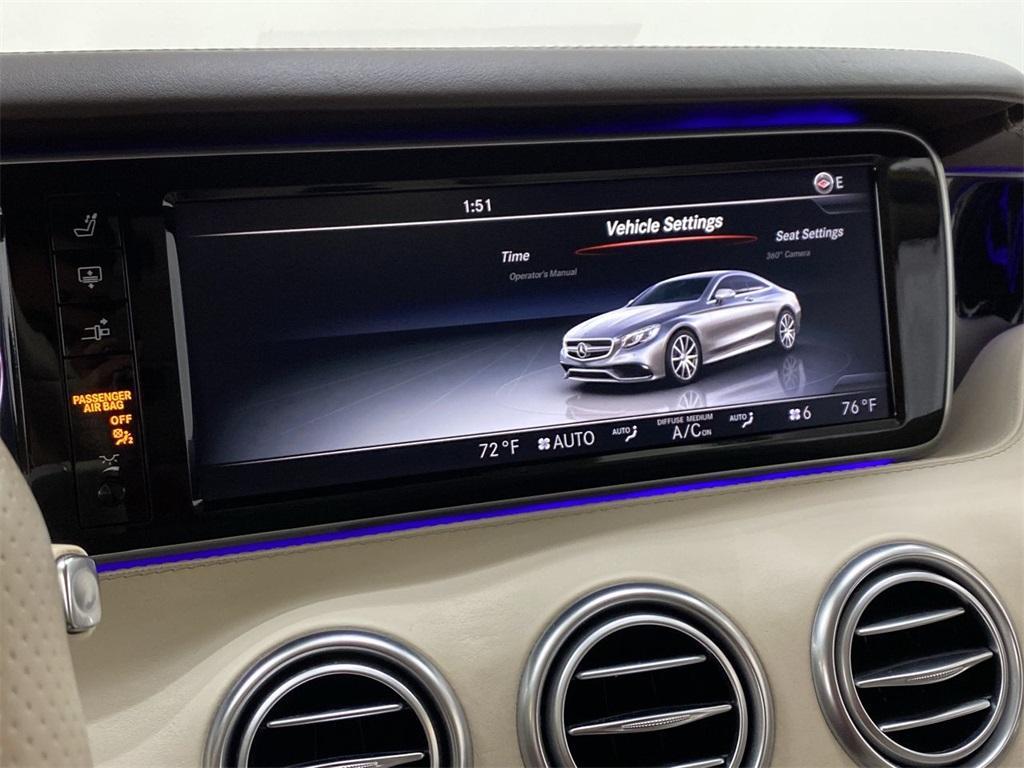 Used 2015 Mercedes-Benz S-Class S 63 AMG for sale $71,590 at Gravity Autos Marietta in Marietta GA 30060 60