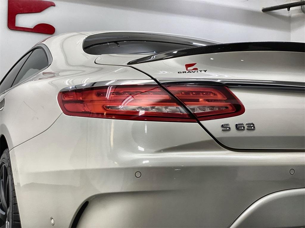 Used 2015 Mercedes-Benz S-Class S 63 AMG for sale $71,590 at Gravity Autos Marietta in Marietta GA 30060 9