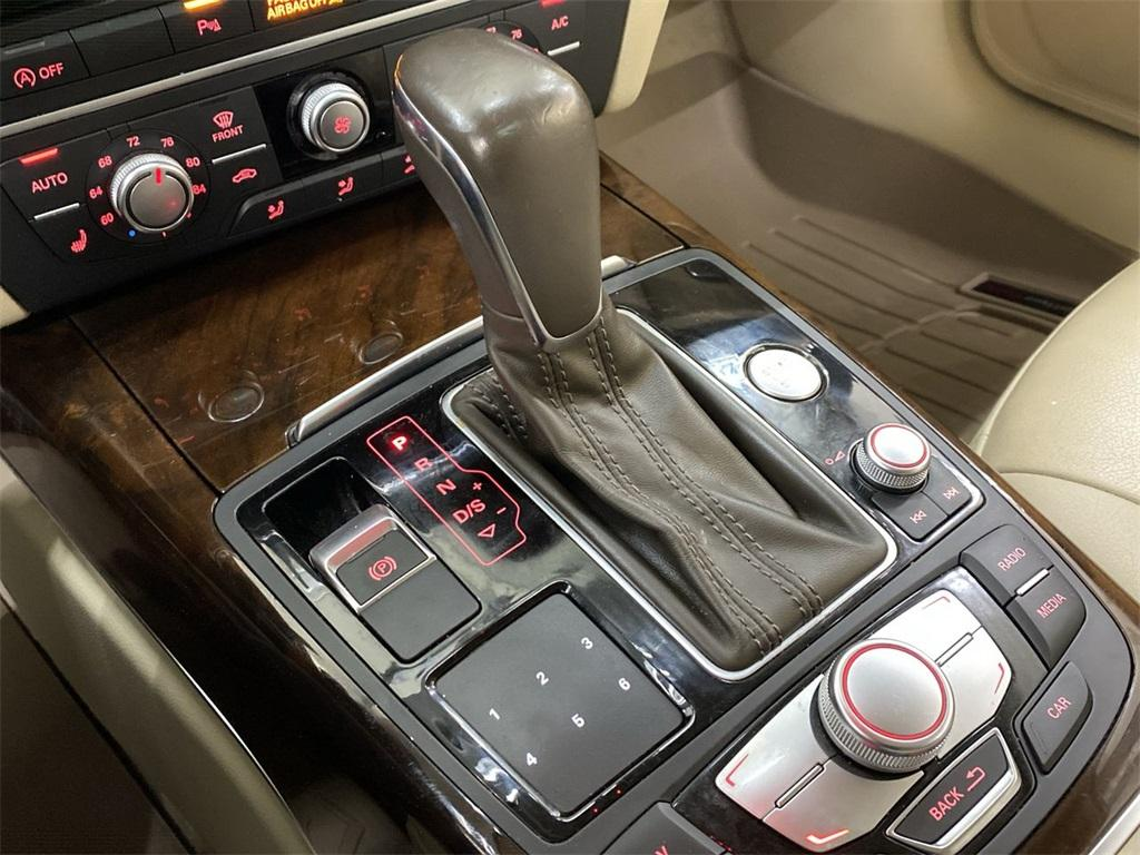 Used 2018 Audi A6 2.0T for sale $27,888 at Gravity Autos Marietta in Marietta GA 30060 34