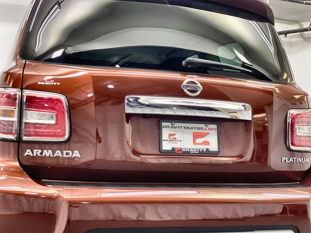 Used 2018 Nissan Armada Platinum for sale $41,998 at Gravity Autos Marietta in Marietta GA 30060 10