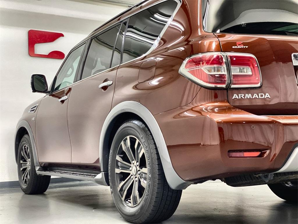 Used 2018 Nissan Armada Platinum for sale $41,998 at Gravity Autos Marietta in Marietta GA 30060 11