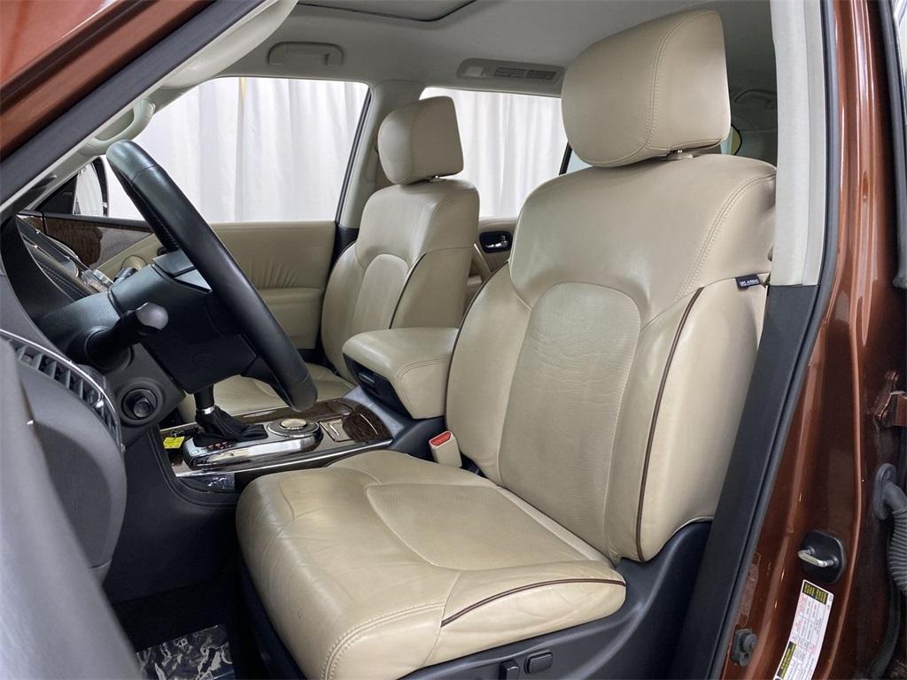 Used 2018 Nissan Armada Platinum for sale $41,998 at Gravity Autos Marietta in Marietta GA 30060 15
