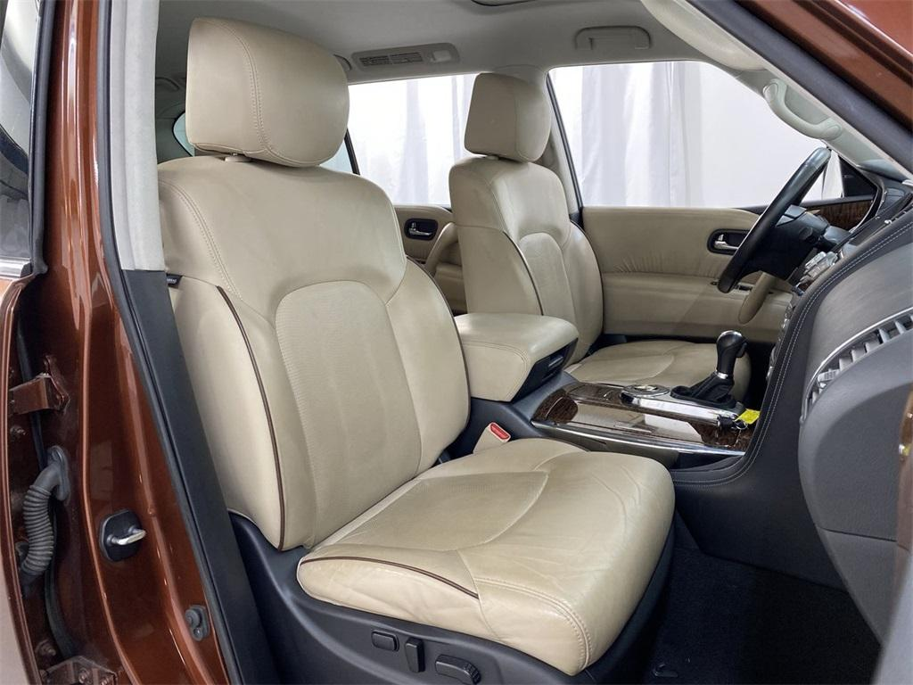 Used 2018 Nissan Armada Platinum for sale $41,998 at Gravity Autos Marietta in Marietta GA 30060 17