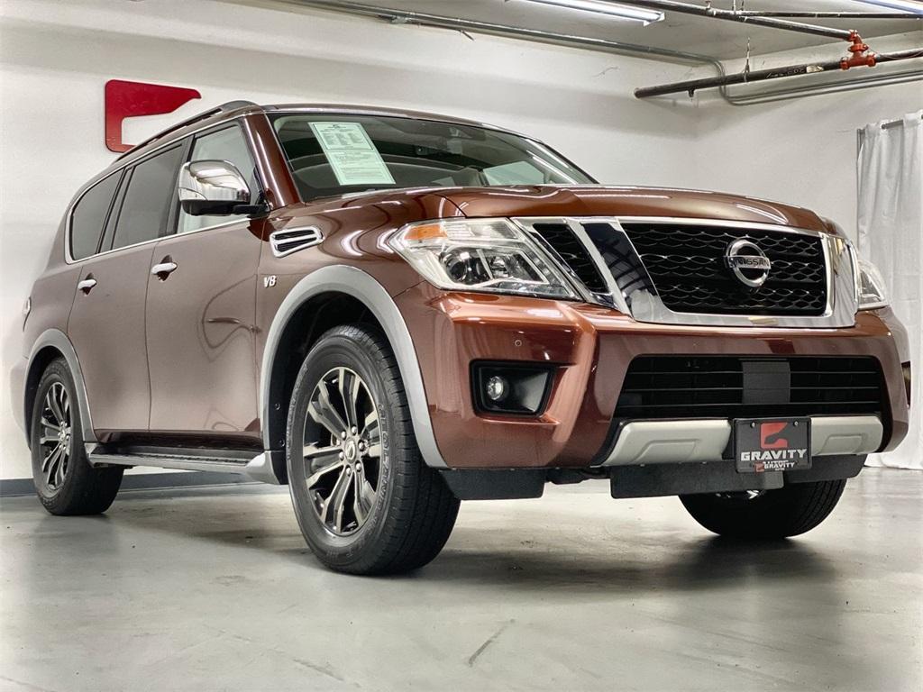 Used 2018 Nissan Armada Platinum for sale $41,998 at Gravity Autos Marietta in Marietta GA 30060 2