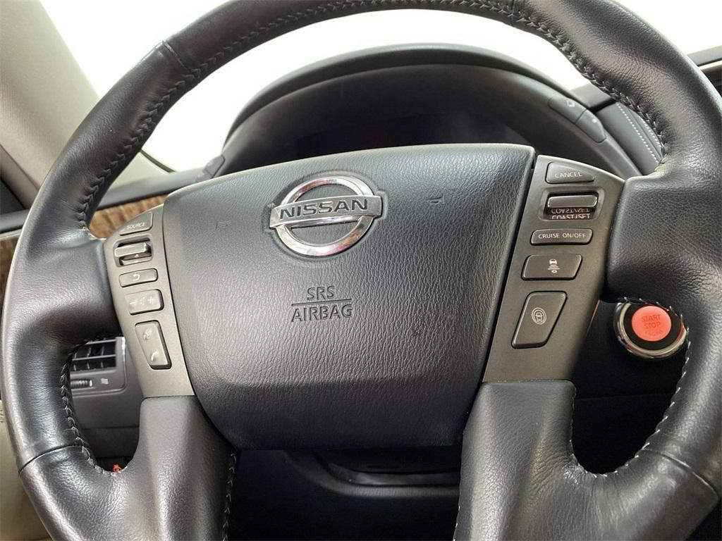Used 2018 Nissan Armada Platinum for sale $41,998 at Gravity Autos Marietta in Marietta GA 30060 23