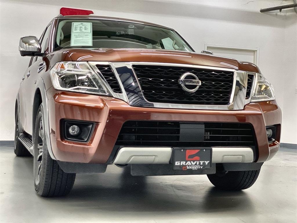 Used 2018 Nissan Armada Platinum for sale $41,998 at Gravity Autos Marietta in Marietta GA 30060 3