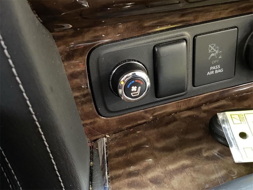 Used 2018 Nissan Armada Platinum for sale $41,998 at Gravity Autos Marietta in Marietta GA 30060 33