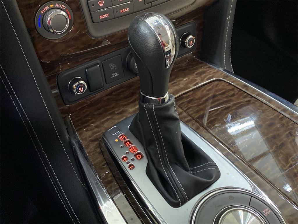 Used 2018 Nissan Armada Platinum for sale $41,998 at Gravity Autos Marietta in Marietta GA 30060 35