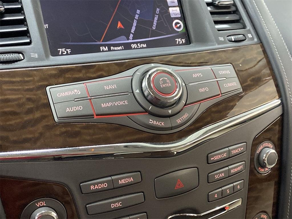 Used 2018 Nissan Armada Platinum for sale $41,998 at Gravity Autos Marietta in Marietta GA 30060 37