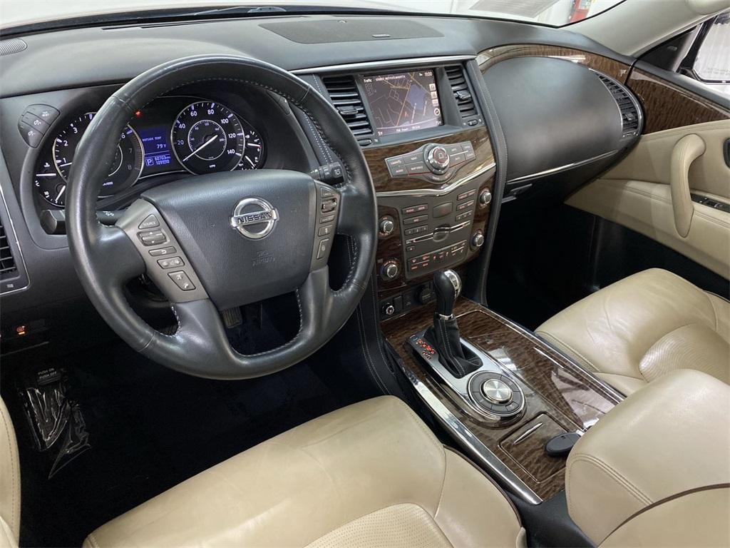 Used 2018 Nissan Armada Platinum for sale $41,998 at Gravity Autos Marietta in Marietta GA 30060 39