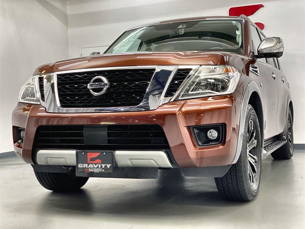 Used 2018 Nissan Armada Platinum for sale $41,998 at Gravity Autos Marietta in Marietta GA 30060 4