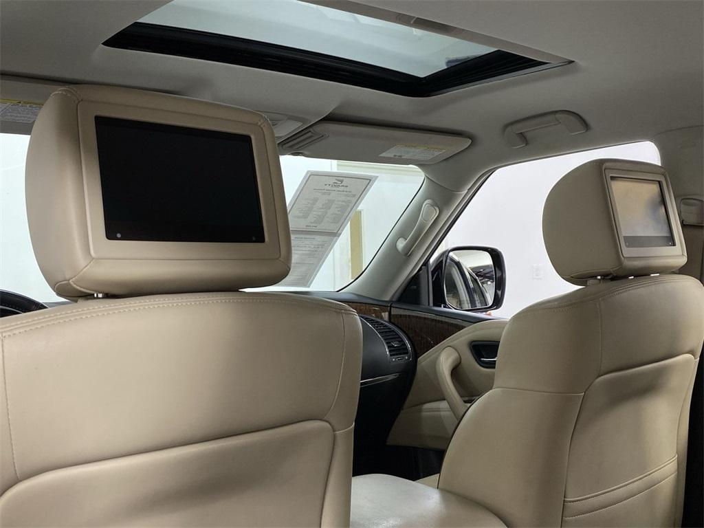 Used 2018 Nissan Armada Platinum for sale $41,998 at Gravity Autos Marietta in Marietta GA 30060 43
