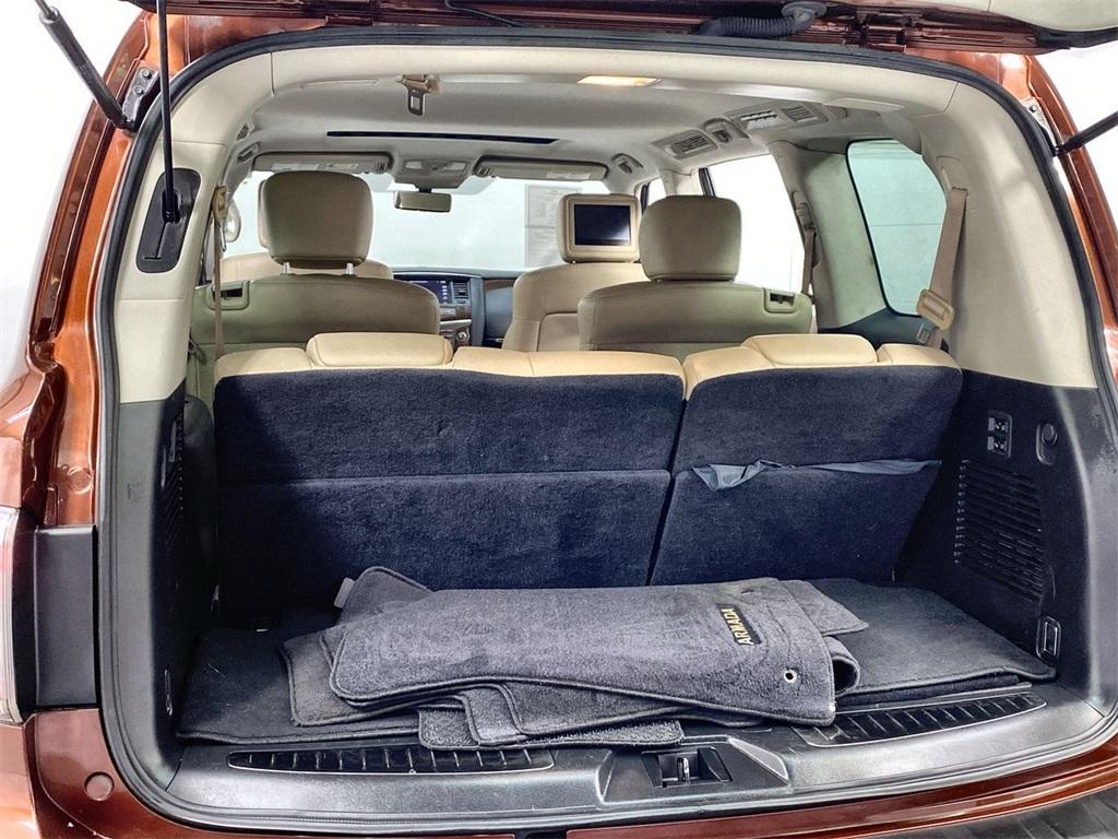 Used 2018 Nissan Armada Platinum for sale $41,998 at Gravity Autos Marietta in Marietta GA 30060 48