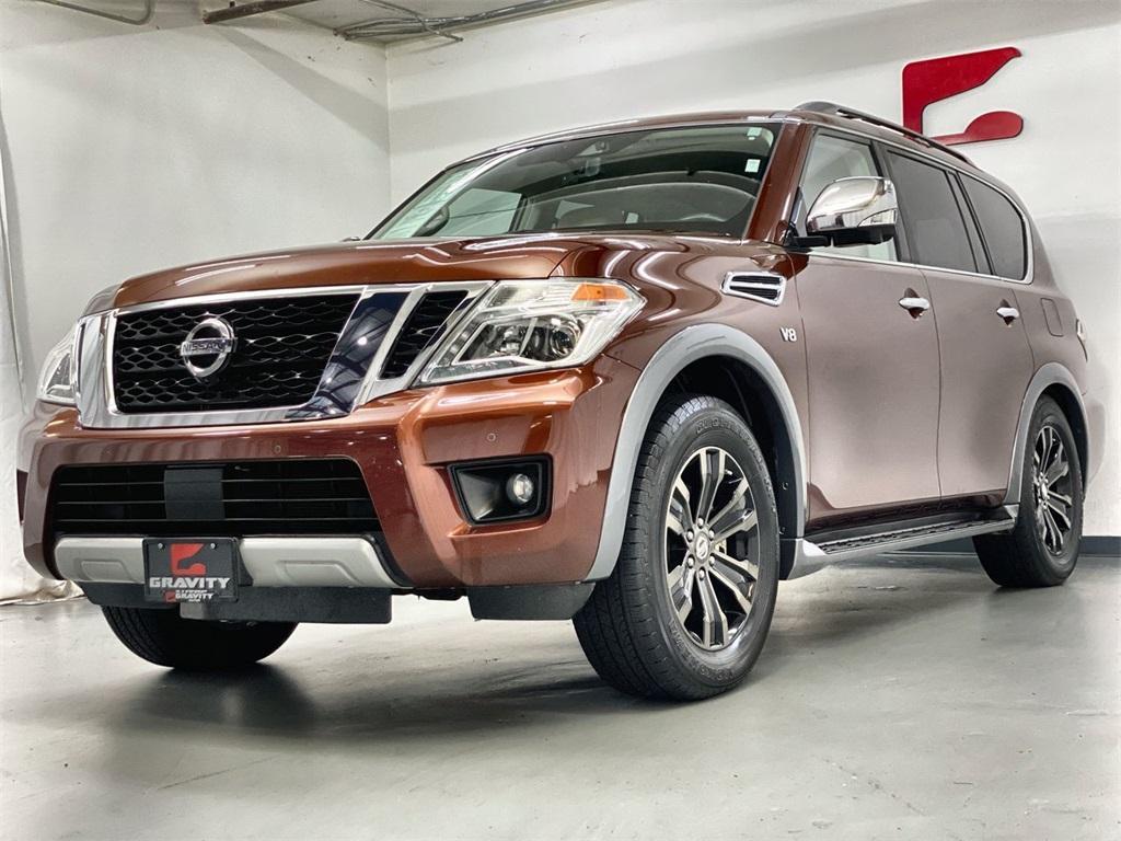 Used 2018 Nissan Armada Platinum for sale $41,998 at Gravity Autos Marietta in Marietta GA 30060 5