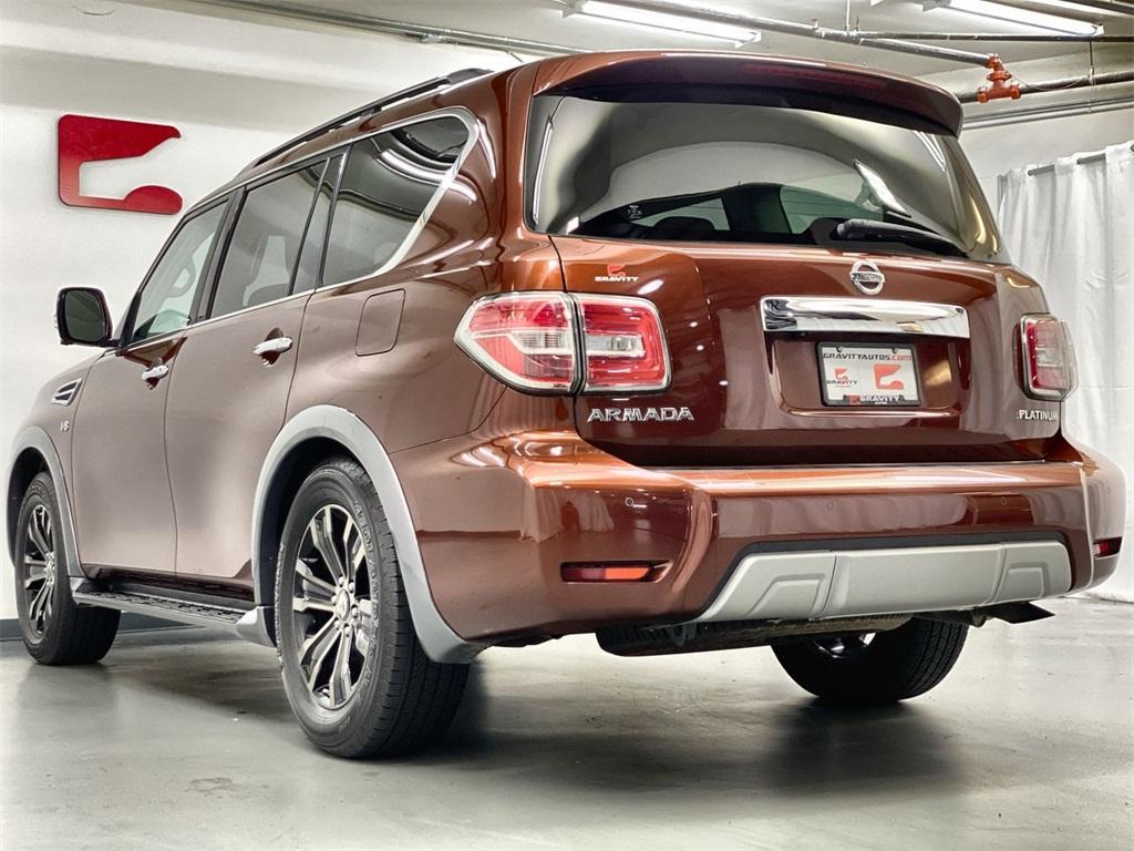 Used 2018 Nissan Armada Platinum for sale $41,998 at Gravity Autos Marietta in Marietta GA 30060 6